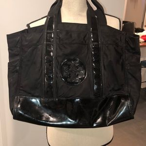 Smaller version of Tory Burch nylon bag